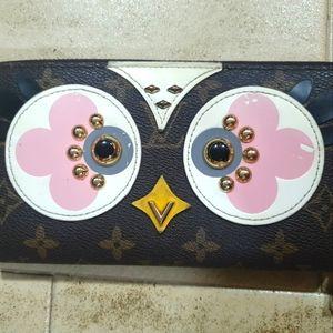 Limited Edition Love Birds Louis Vuitton Wallet